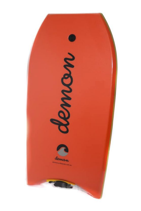 bodyboard orange